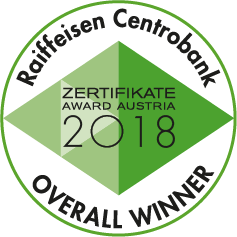 Certificates Award Winner 2018