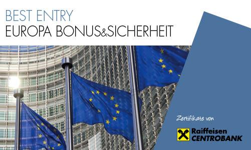 Best Entry Europa Bonus&Sicherheit