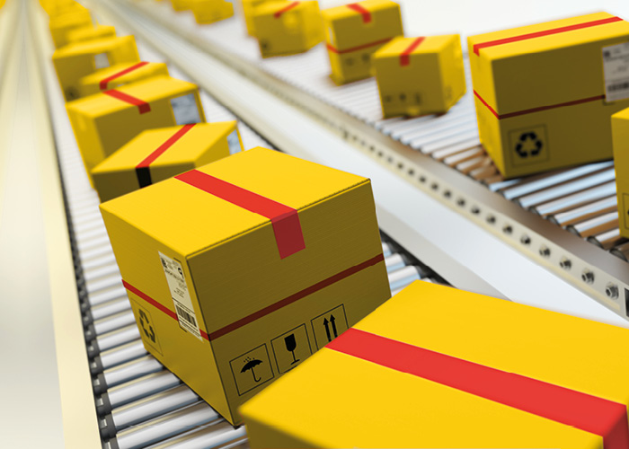 Deutsche Post Express – in subscription