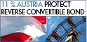11% Austria Protect Reverse Convertible Bond – subscribe until July 19, 2016!