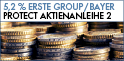 5.2% Erste Group/Bayer Protect Reverse Convertible Bond 2 – subscribe until Jan 30, 2018