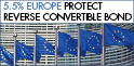 5.5% Europe Protect Reverse Convertible Bond – subscribe until March 29, 2018