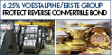 6.25% voestalpine/Erste Group Protect Reverse Convertible Bond – subscribe until June 26, 2017